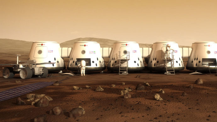 ​Mars One not going anywhere, says finalist