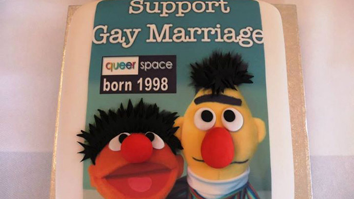 ​Test cake: Bakery's gay marriage case has 'far-reaching freedom of speech implications'