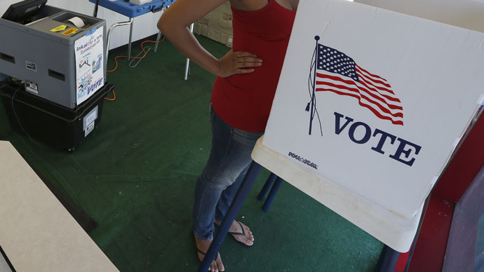Lawmakers want to restore voting rights for felons