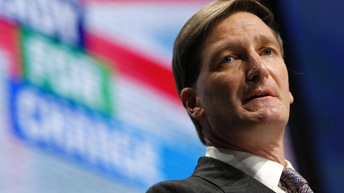 Former attorney general Dominic Grieve. (Reuters / Phil Noble)