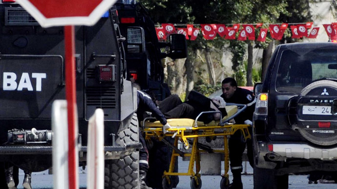 Tunisia terror: British woman killed in Tunis museum shootings