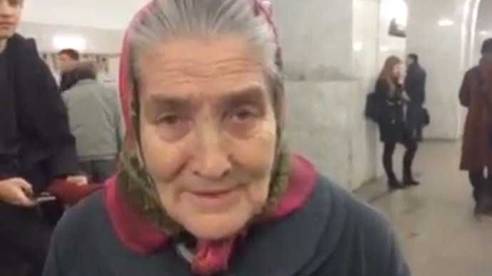 Facebook power: Russian babushka to meet French chanson idol after viral video