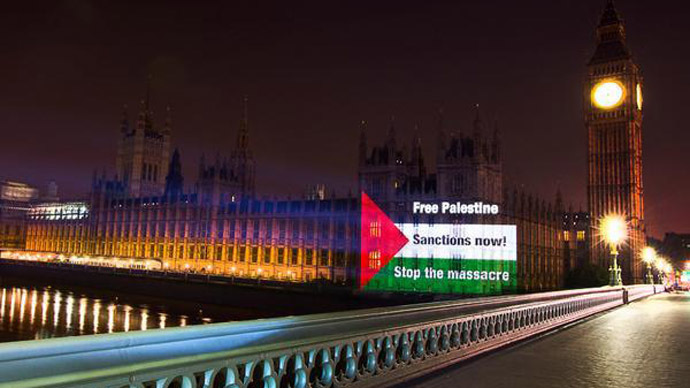 ​Britain must officially recognize Palestine if Israel drops 2-state solution, says Clegg
