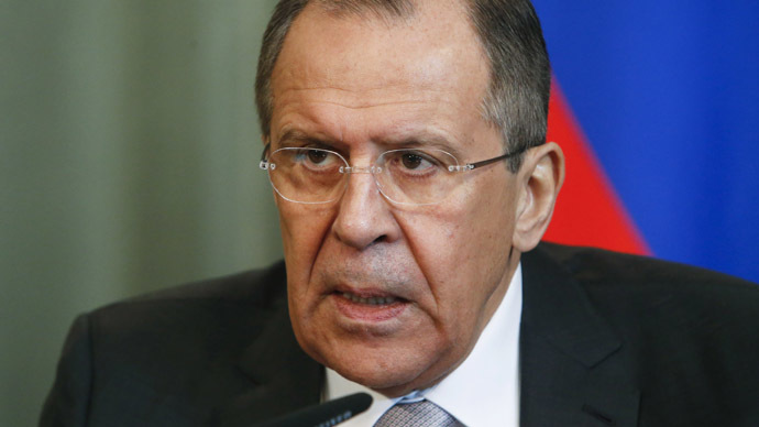 Lavrov: Washington is pushing Kiev to military solution of Donbass conflict