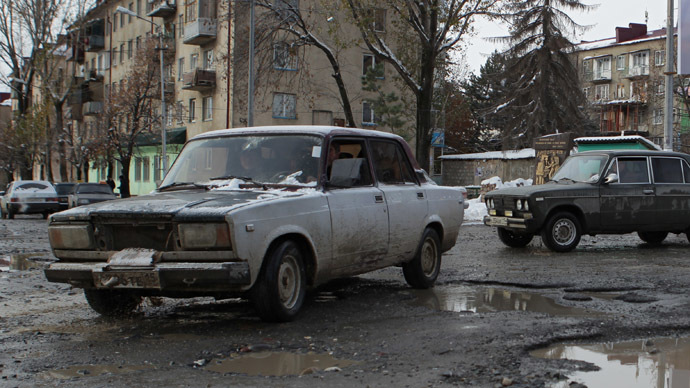 Russia extends 'cash for clunkers' campaign in 2015
