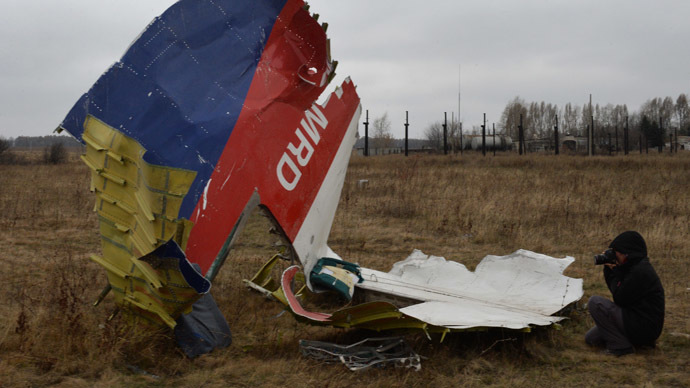 Lavrov condemns Reuters report on MH17 crash, calls for 'unbiased, professional' investigation