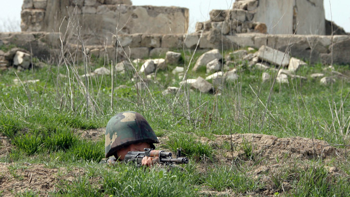 Several military reported dead in Nagorno-Karabakh conflict escalation