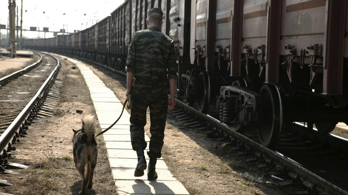 2 Lithuanian railway stations cordoned off after 'train with Russian conscripts' scare