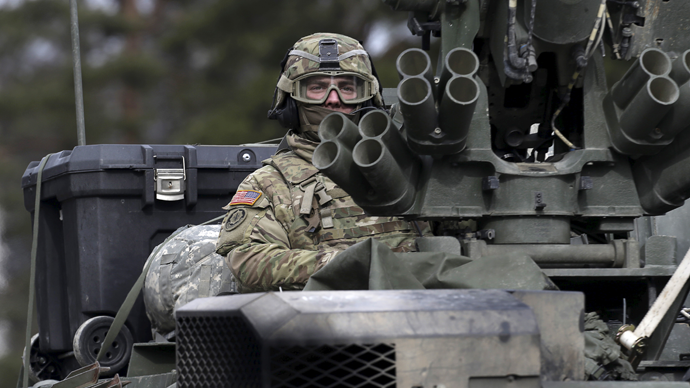 US plans show of force with 'Dragoon Ride' through Eastern Europe