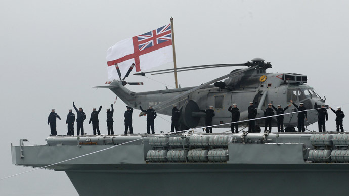 ​£5bn black hole in UK defense budget poses 'real risks,' say MPs