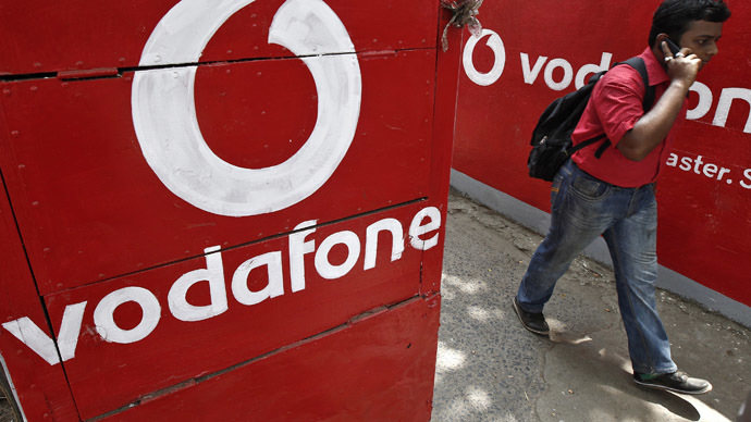Bird call: Falcons nesting in Vodafone masts ruin signal, provider warns