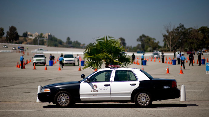 LAPD wrongly took ex-mafia member out of prison to address businessmen - report