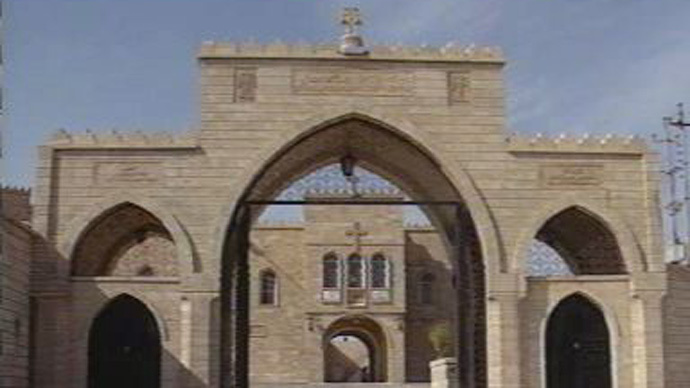 ISIS claim laying waste to 4th century Iraqi Christian monastery (PHOTOS)