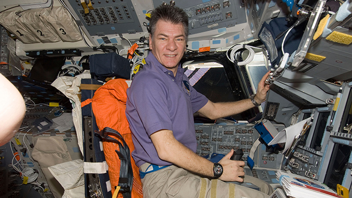 Astronaut Paolo Nespoli to RT: 'A Spacewalk is a brutal activity; you are always in danger'