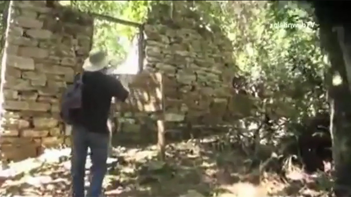 'Secret Nazi hideout' discovered deep in Argentine jungle (VIDEO)
