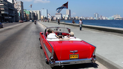 Cuban tourism skyrockets in wake of US push to rekindle ties