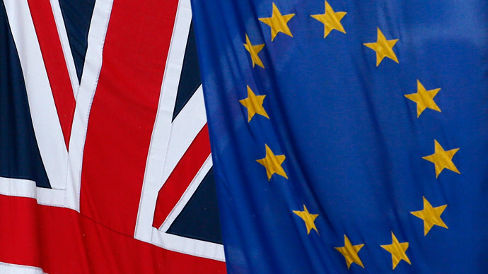 'Brexit' from EU could cost UK economy £56bn each year – think tank