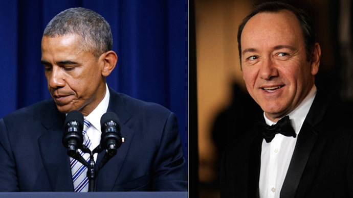 Americans prefer fictional TV presidents over Obama – survey