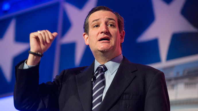 Ted Cruz announces White House bid
