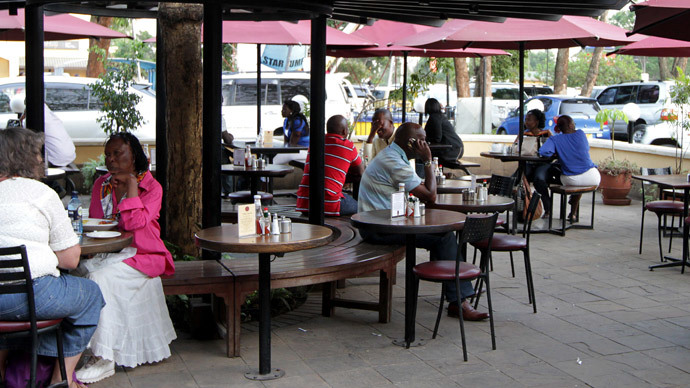 Chinese restaurant in Kenya 'locks out' Africans after 5pm