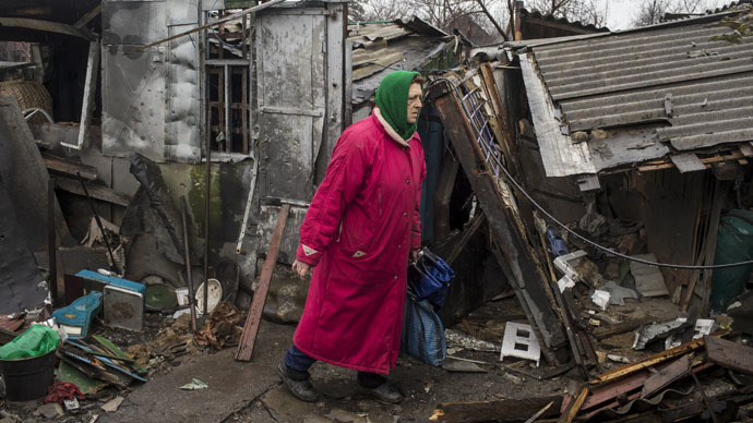 'Russia supporting political settlement in Ukraine, Kiev needs to step up to the plate'