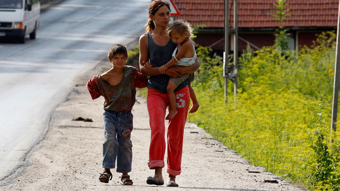 Austerity hits poor, migrant children hardest – parliamentary report
