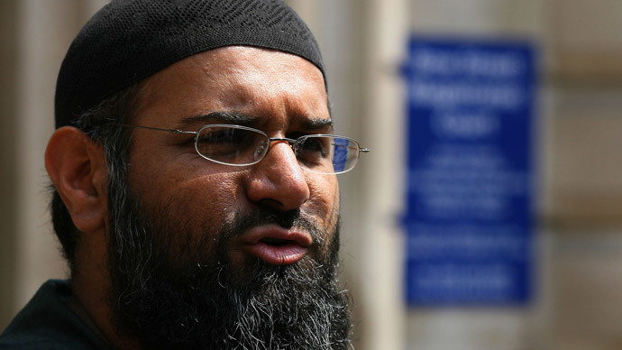 Oxford Union invites Islamist preacher Anjem Choudary to debate 'radicalism in UK'