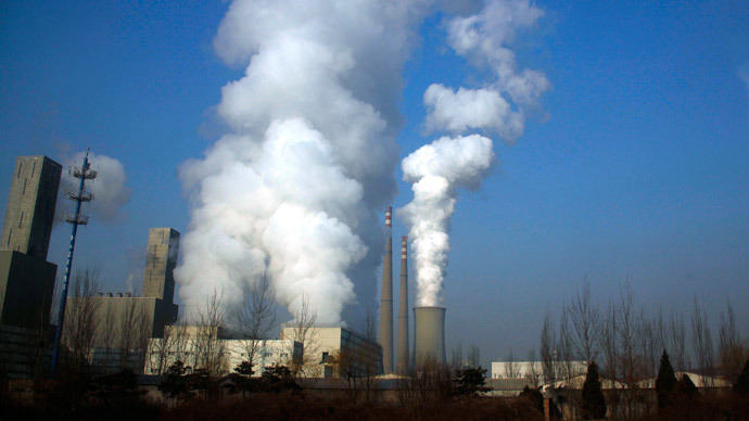 ​China to shut down last Beijing coal power plant in 2016
