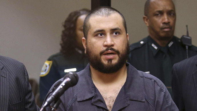 Zimmerman blames Obama for racial fallout over Trayvon Martin death