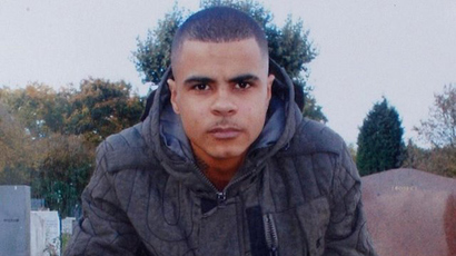 Mark Duggan (Image from facebook.com)
