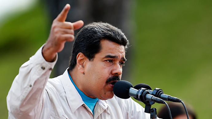 Maduro slams 'psychological war' against Venezuela