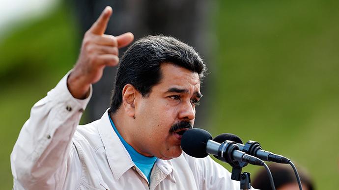 Venezuela's President Nicolas Maduro (Reuters / Carlos Garcia Rawlins)