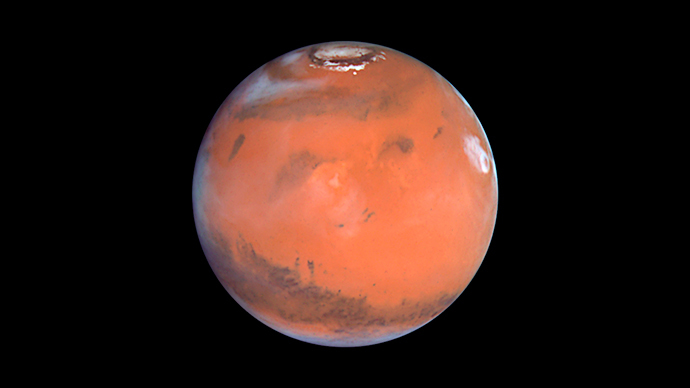 ​Martian microbes could be sustained by carbon monoxide, study claims