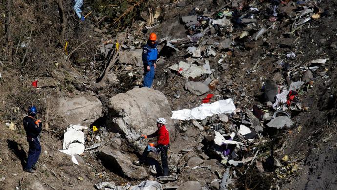 Germanwings' Andreas Lubitz underwent psychiatric treatment - reports