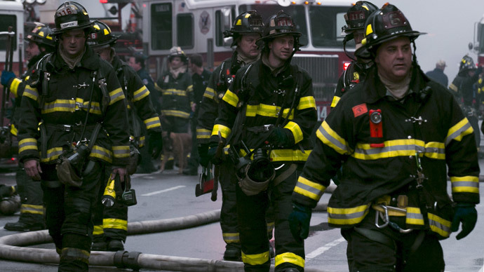 Firefighters contain huge blaze in NY on 66th & 1st, second fire in same night (VIDEO)