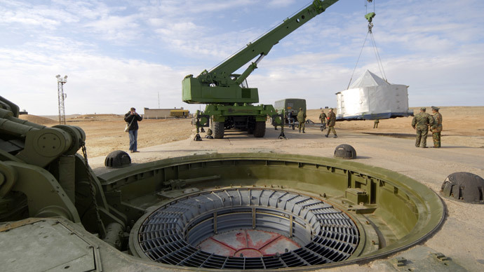 Crimea will place nuclear weapons on its territory on President's orders - official