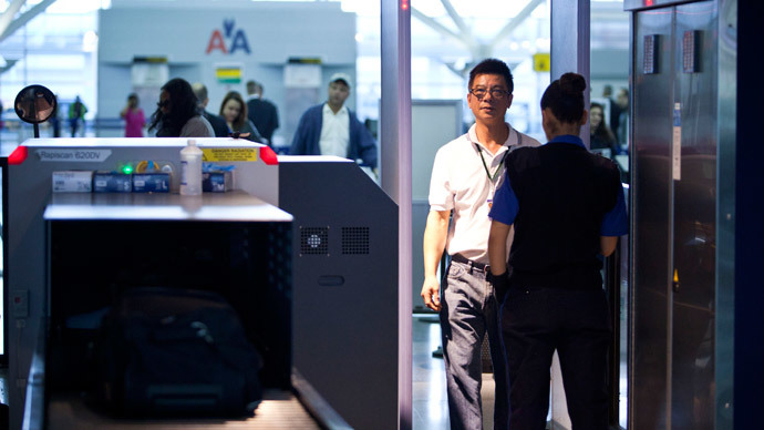 ​Excessive yawners, beware! Leaked TSA document reveals list of suspicious airport behavior