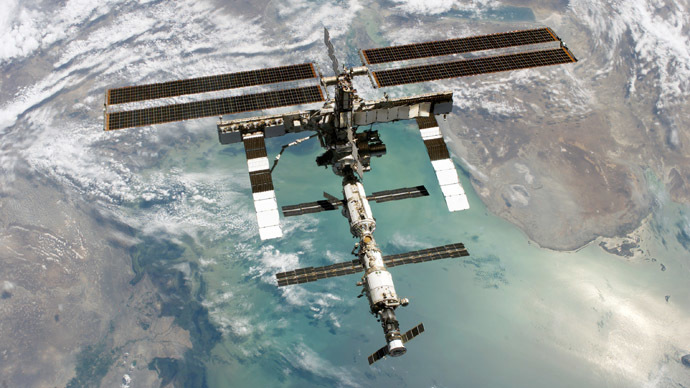 "benefits for america from building international space station The international space station trajectory gain the benefit of a ""free"" 1,040mph boost the europeans are building a module for the orion."