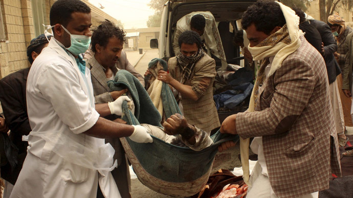 UN staff, diplomats evacuated from Yemen as 24 killed in airstrikes