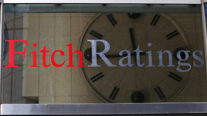 Fitch downgrades Greece's rating to 'CCC'