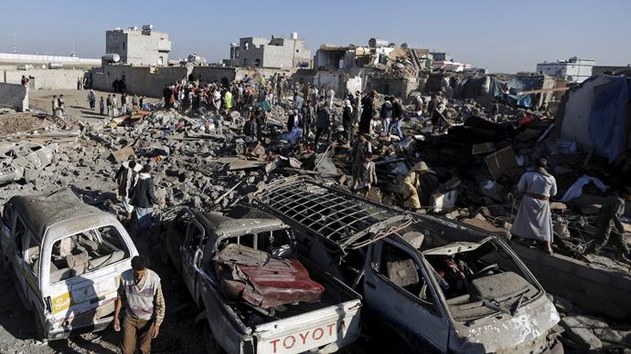 Yemen crisis: Britain must ensure UK arms not used in Saudi airstrikes – charity