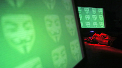 Anonymous hacker group threatens Israel with 'cyber-holocaust'