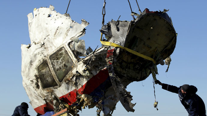 MH17 probe looking for witnesses to back 'Buk missile' scenario