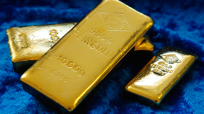 ​World could run out of minable gold in 20 yrs - report