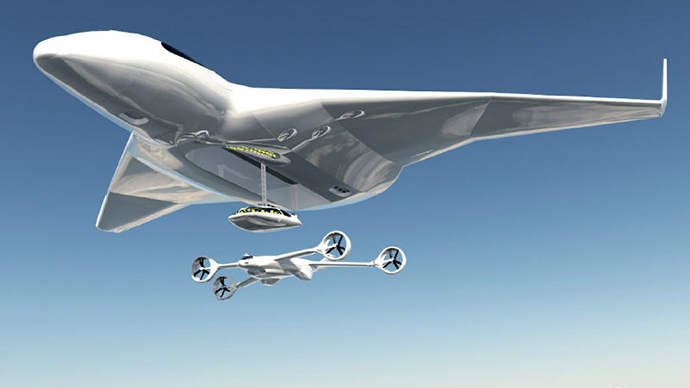 Research for a Cruiser Enabled Air Transport Environment