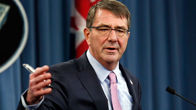 U.S. Defense Secretary Ash Carter (Reuters / Yuri Gripas)