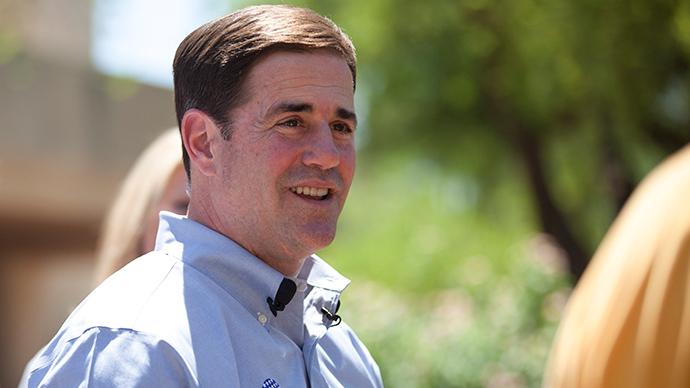 Arizona governor vetoes police shootings name-and-shame bill