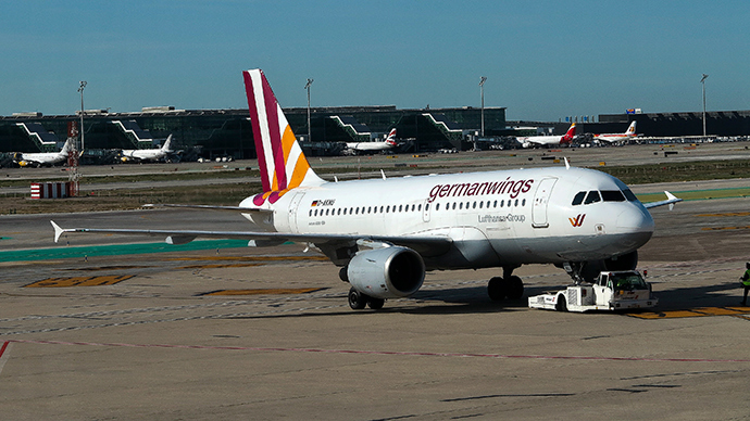 Germanwings final minutes video claims dismissed as hoax