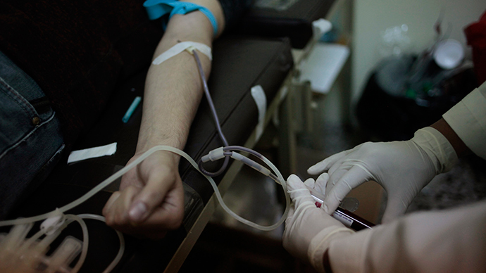 French national ethics body rules to keep indefinite ban on gay blood donation