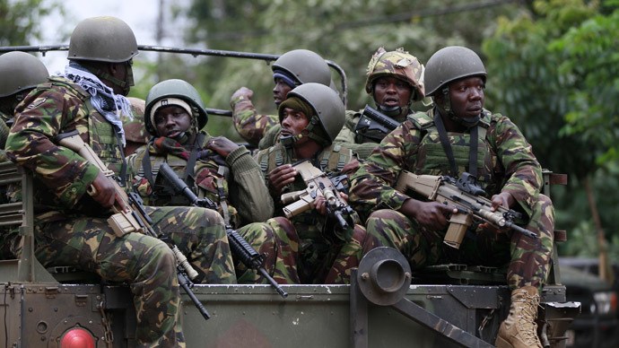 147 killed in Al-Shabaab attack on Kenya university